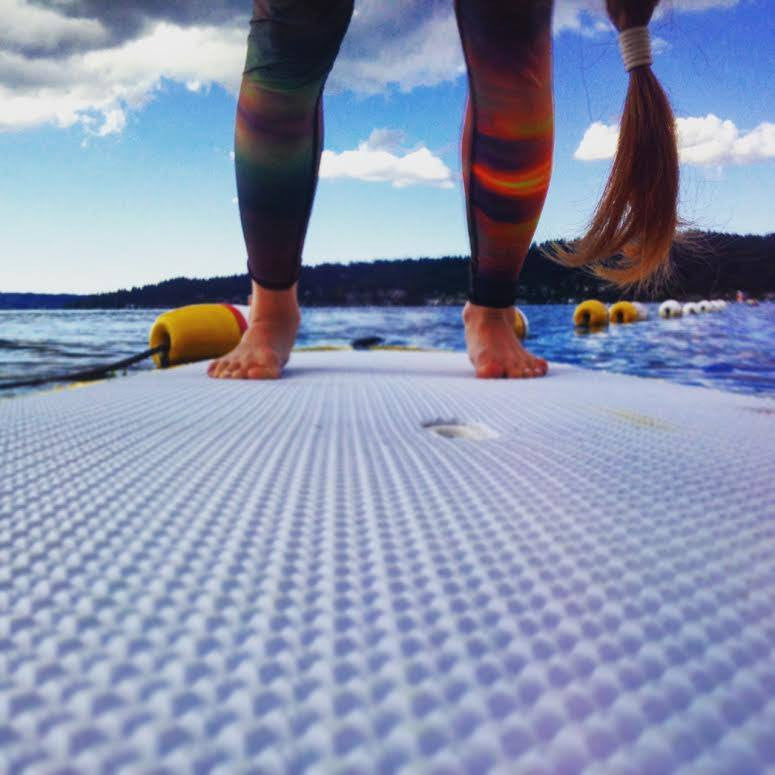 SUP101 Stand Up Paddleboarding for Beginners
