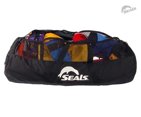 Mega Gear Bag - XXXL Mesh Duffel Bag