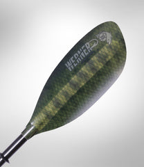 Werner Shuna Hooked High Angle Fishing Paddle