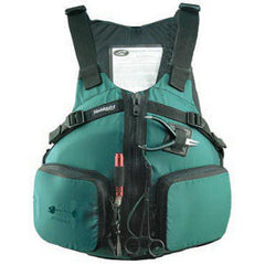 Stohlquist PiSEAs Fishing PFD, 25 % off Close-Out model Universal-Plus Size Only