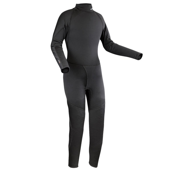 Stohlquist Drysuit Liner Suit, Black