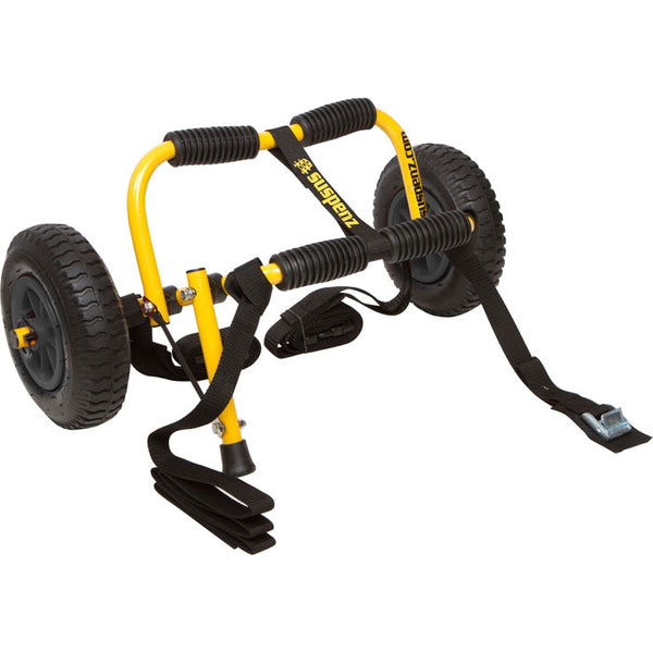 Suspenz Stowable Kayak SK Airless Cart