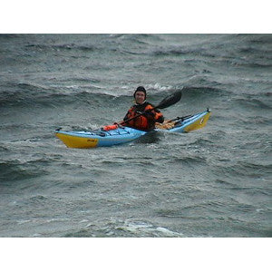 High Wind Kayaking Lesson