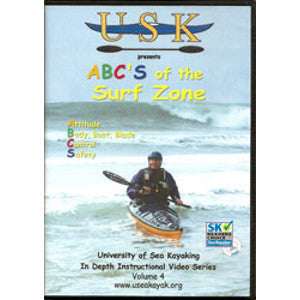USK ABC of Surf Zone Vol 4 DVD