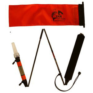 YakAttack VISICarbon Pro Light & Flag folding model