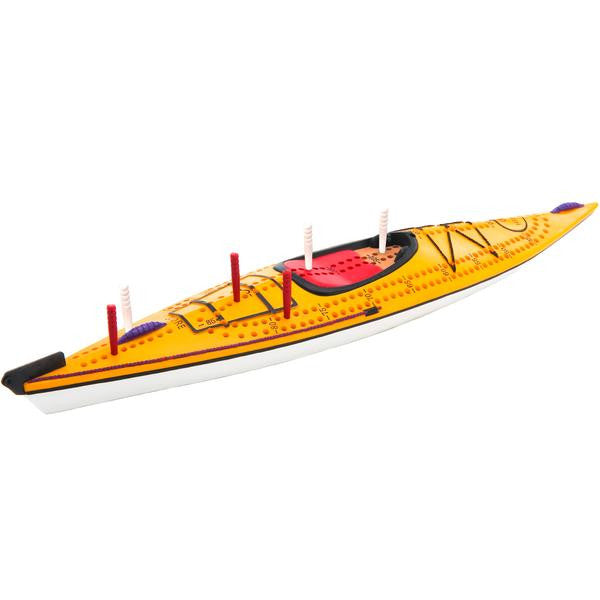 Sea Kayak Cribbage Board