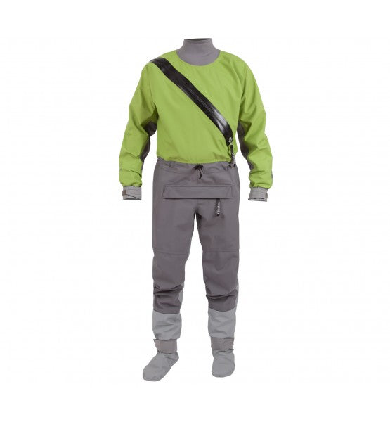 Kokatat Hydrus 3.0 SuperNova Angler Paddling Suit, semi-drysuit w/3-layer fabric and soft neck