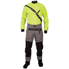Kokatat GFE-R Drysuit, Gore-Tex Front Entry Dry Suit w/ Relief Zipper and Dry Socks