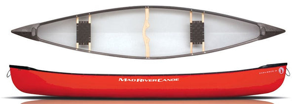 Mad River Canoe Explorer 16 T-formex