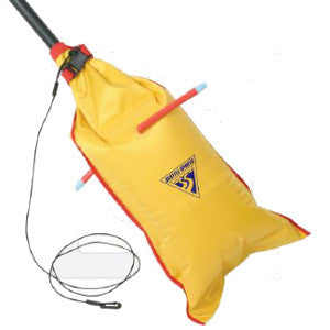 Seattle Sports, Self-Rescue Paddle Float, dual air chamber, twist valve