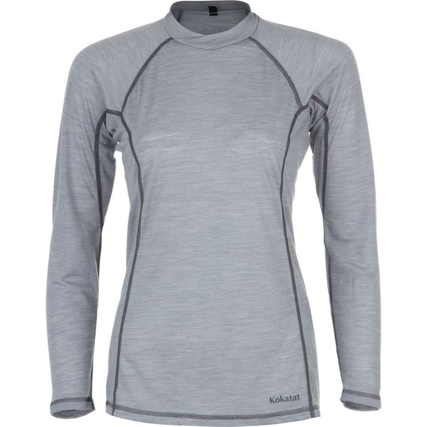 Kokatat WoolCore Women's Long Sleeve Top - Discontinued Colors 30% Off