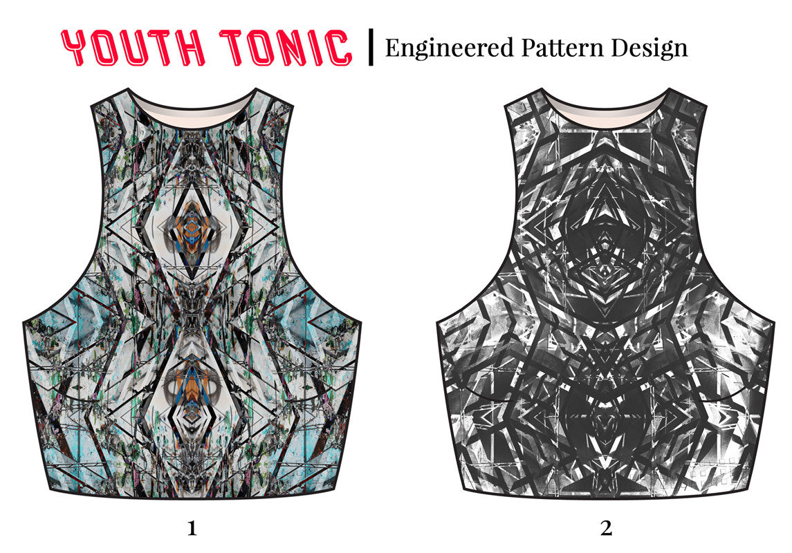 Textile Designs for the Activewear Market