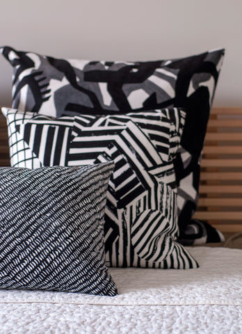 LEXICON a new pillow collection by ANTIPOD WORKSHOP