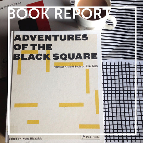 ANTIPOD Workshop | Book Report - Adventures of the Black Square