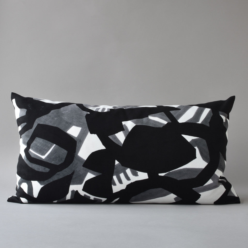 "EDEN | 14x25"" pillow from the Lexicon Collection by Antipod Workshop"