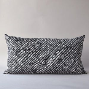 "RAIN | 20"" sq pillow from the Lexicon Collection by Antipod Workshop"