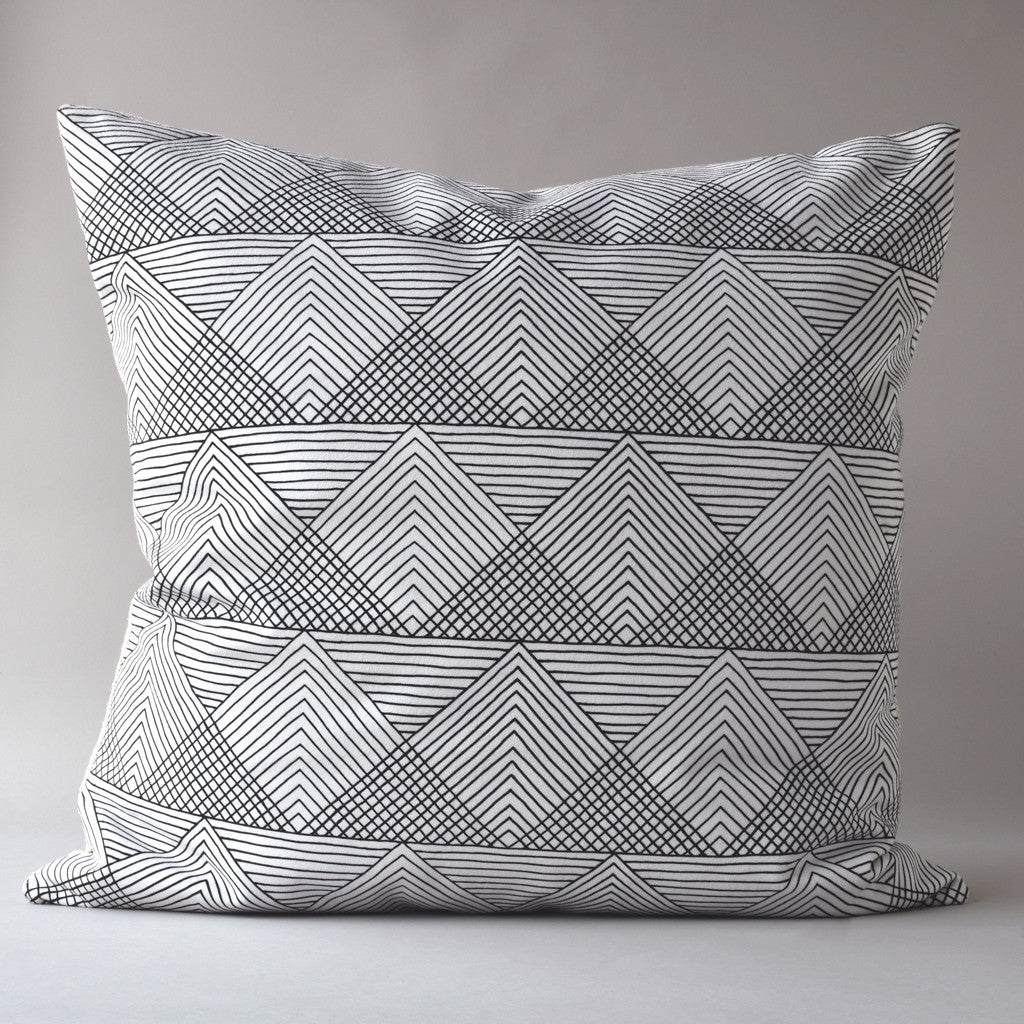 SOL | 20 inch square pillow from the LEXICON collection by ANTIPOD