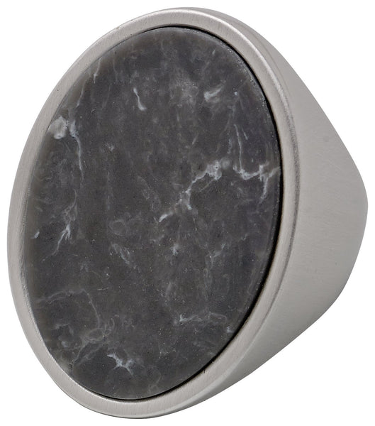 Pilgrim Collection - Norene oval ring with rostone - Secret Halo