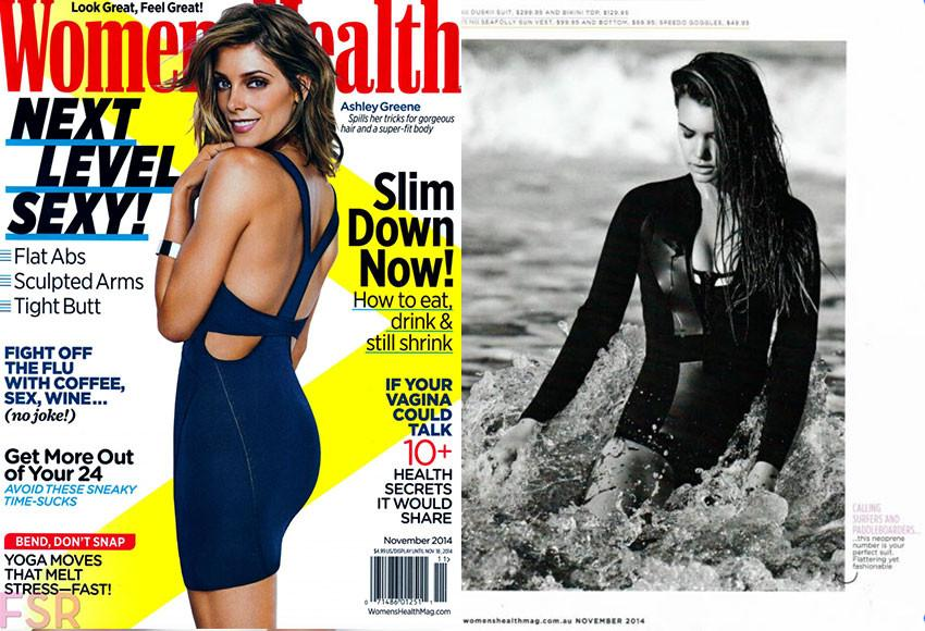 Women's Health | @womenshealthmag | November 2014