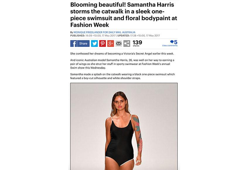dailymail.co.uk | @mbfw | @sam_harris | May 2017