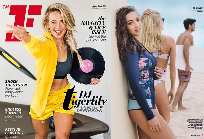 Fitness First Magazine | @fitnessfirstmag | December 2017