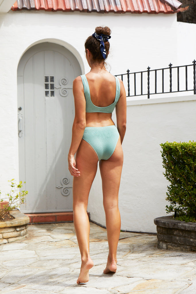 Julia One Piece | Spearmint