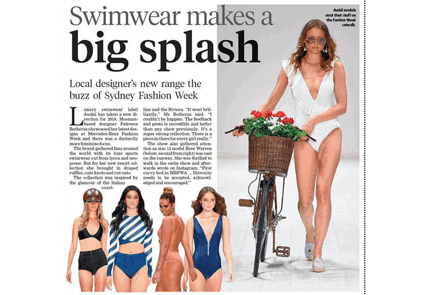 Mosman Daily Newspaper | @themosmandaily | May 17th 2018