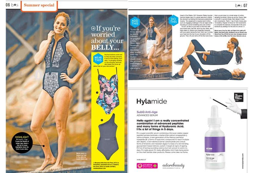 Sunday Mail | Body + Soul | November 2016