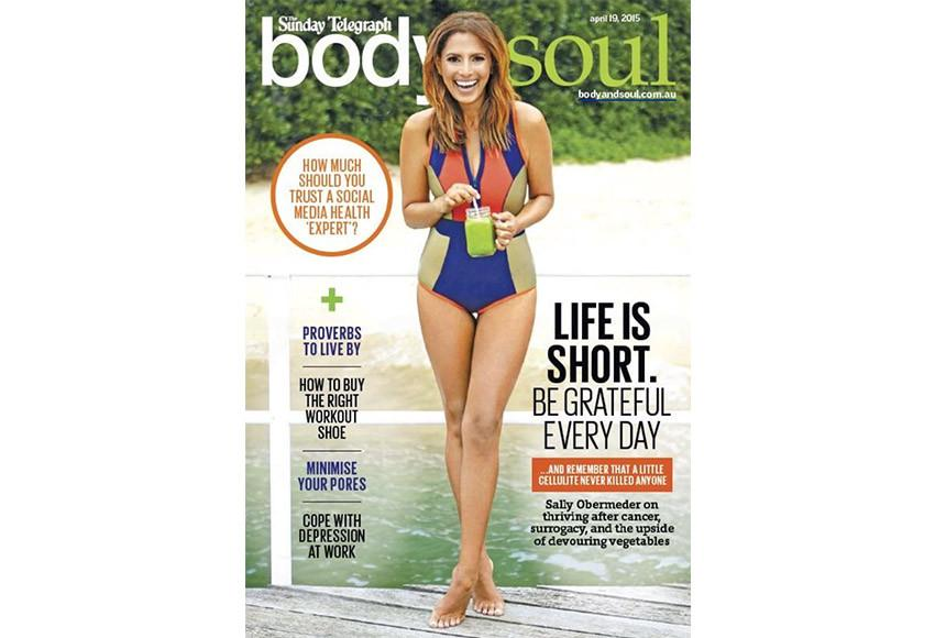 Body + Soul | Sally Obermeder | @sallyobermeder | April 2015