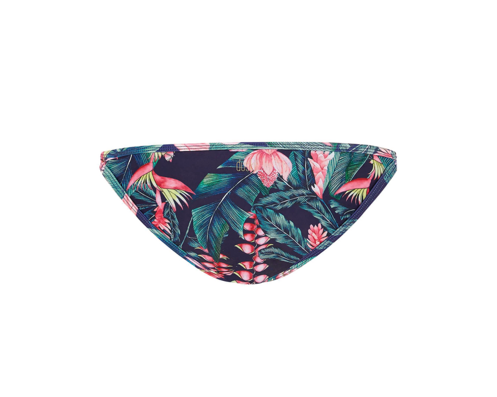 Haleakala Slim Regular Bikini Pant | Tropical Print