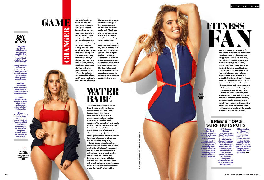 Women's Health Magazine | @womenshealthaus | June 2018