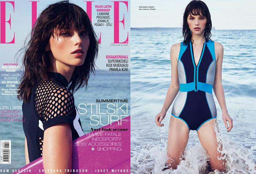 Elle Croatia | @ellecroatia | July 2016