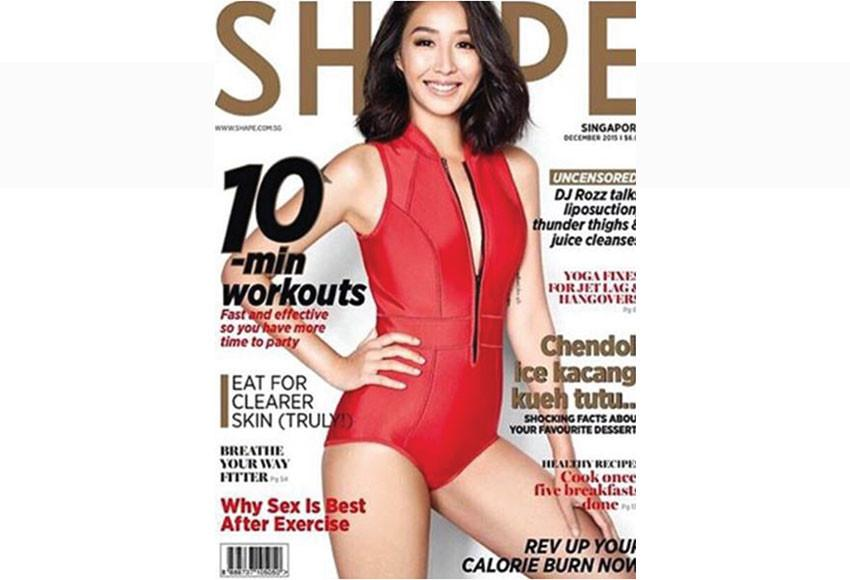 Shape Magazine USA | March 2016