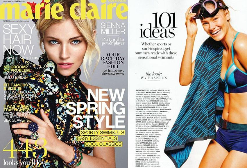marie claire | @marieclairemag | November 2015