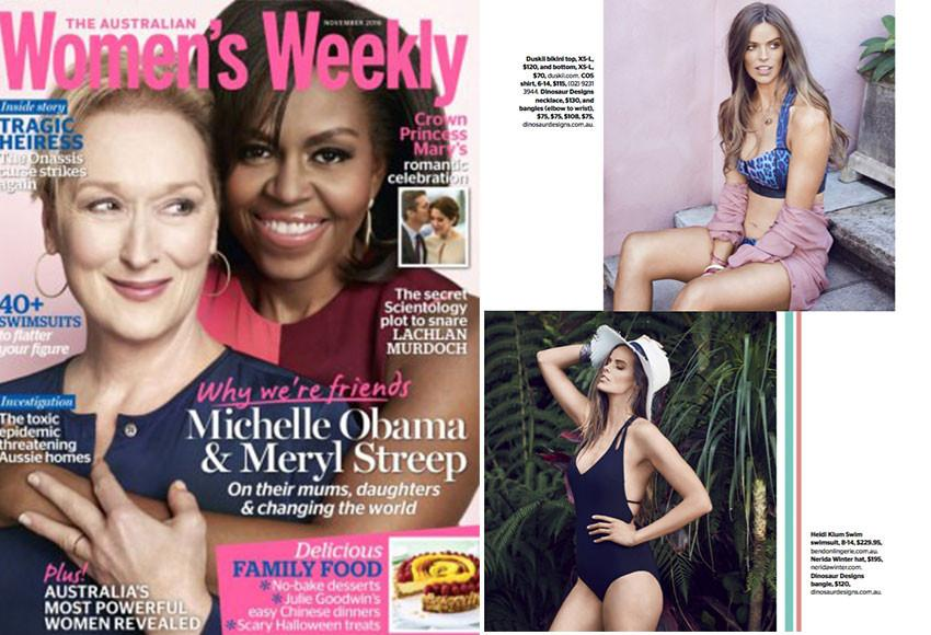 Woman's Weekly | @womensweeklymag | November 2016