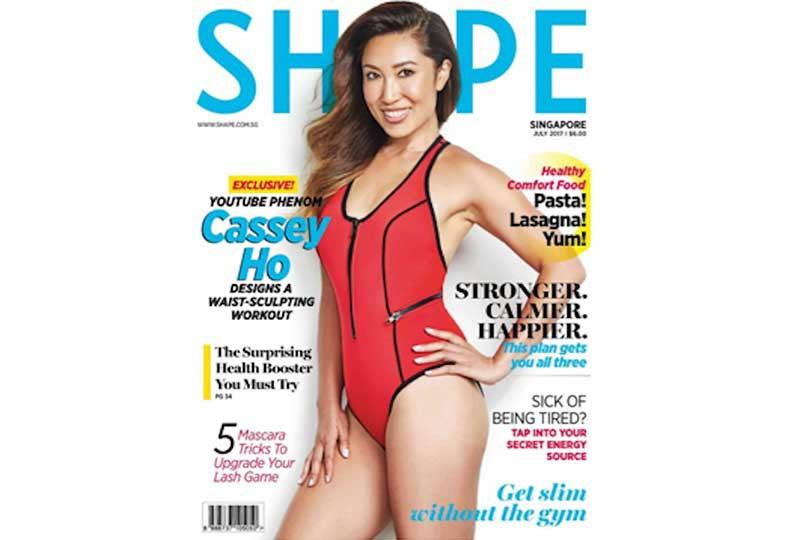 Shape Magazine | @shape_sg | July 2017