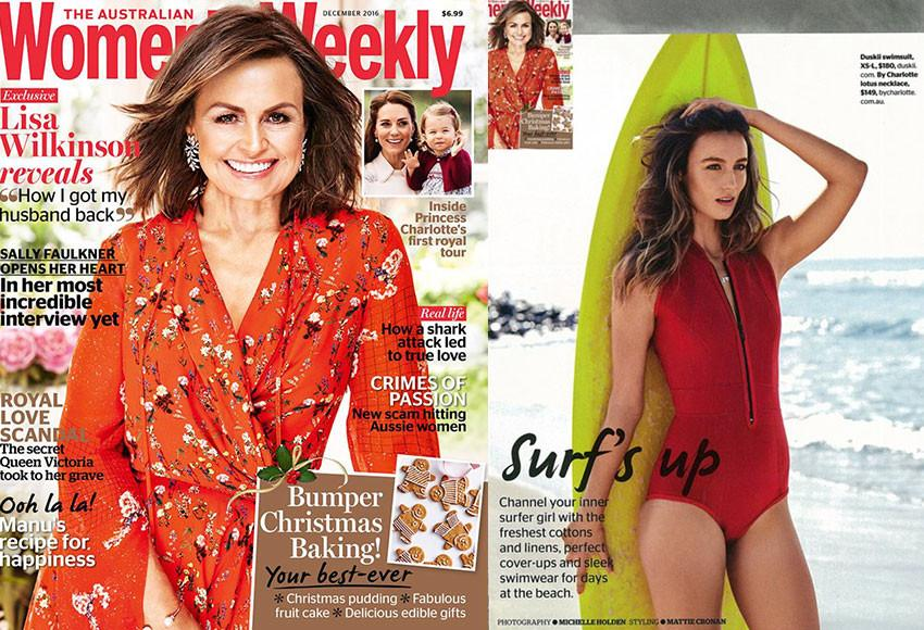 Woman's Weekly | @womensweeklymag | December 2016