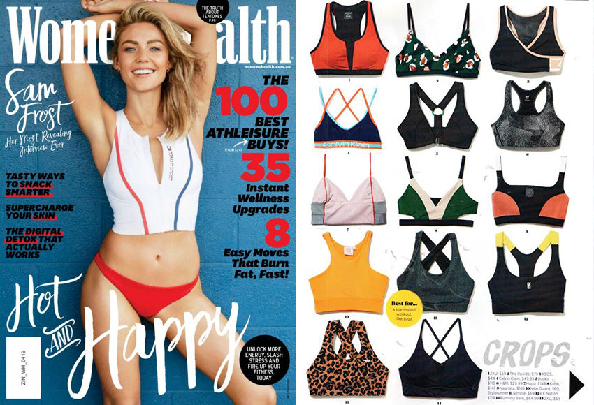 Women's Health Magazine | @womenshealthaus | April 2019
