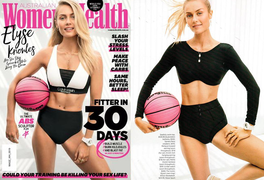 Women's Health Magazine | @womenshealthaus | May 2019