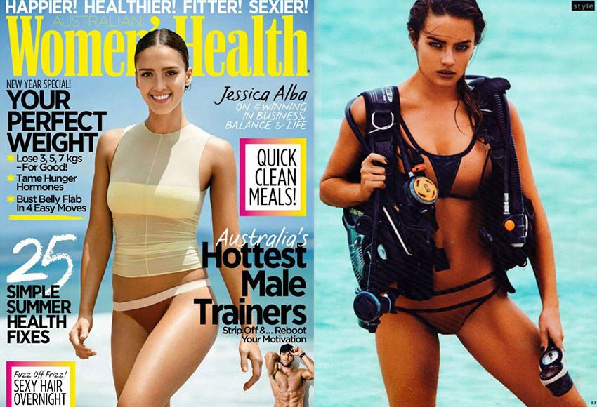 Women's Health | @womenshealthmag | January 2017