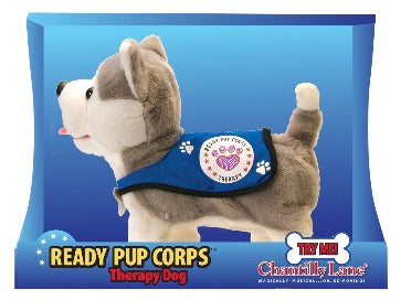 Ready Pup Corps - Therapy Dog