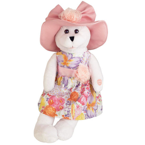 flora singing easter bear g1112