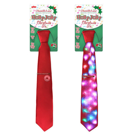 holly jolly christmas tie g5062