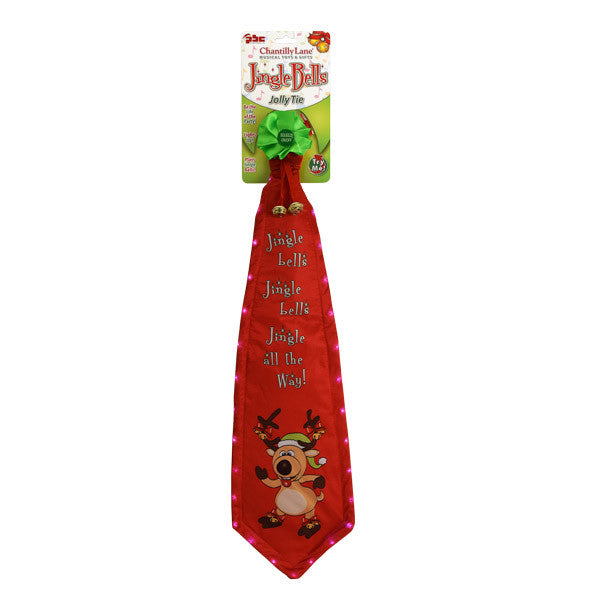 jingle bells jolly tie g5065
