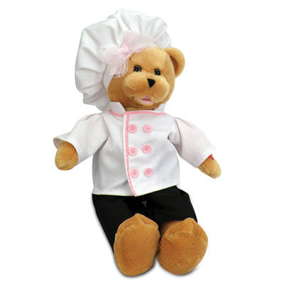 singing chef bear g1149