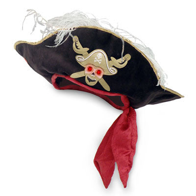singing pirate hat g6021