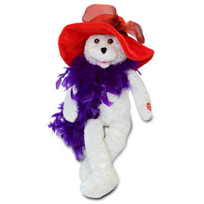 suzie red hat bear g1123