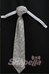 Bubbles Tie and Bow Tie