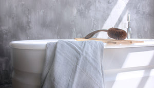 Japanese Body Brushes, Towels, and Washcloths