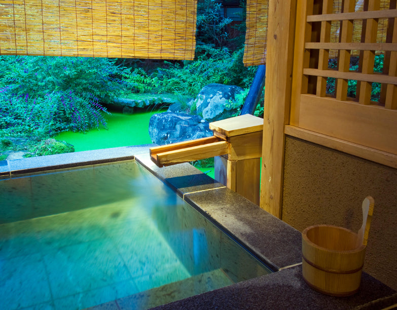 Amayori Japanese Bathing Rituals